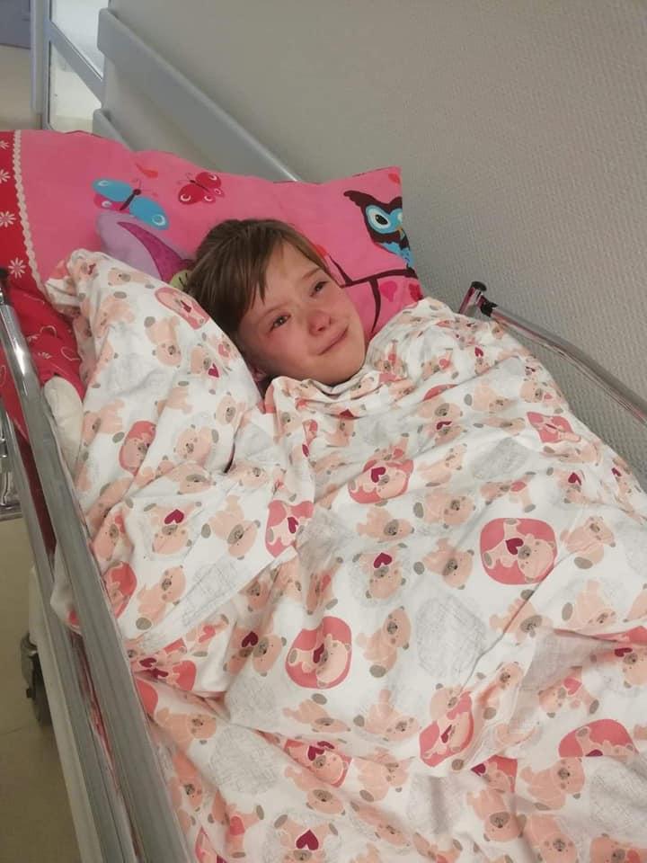 Rajd dla Wiktorii z Gutowca. Chorą na serce dziewczynkę czeka ratująca życie operacja