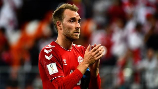 Christian Eriksen stracił przytomność podczas meczu Dania - Finlandia. Piłkarz był reanimowany