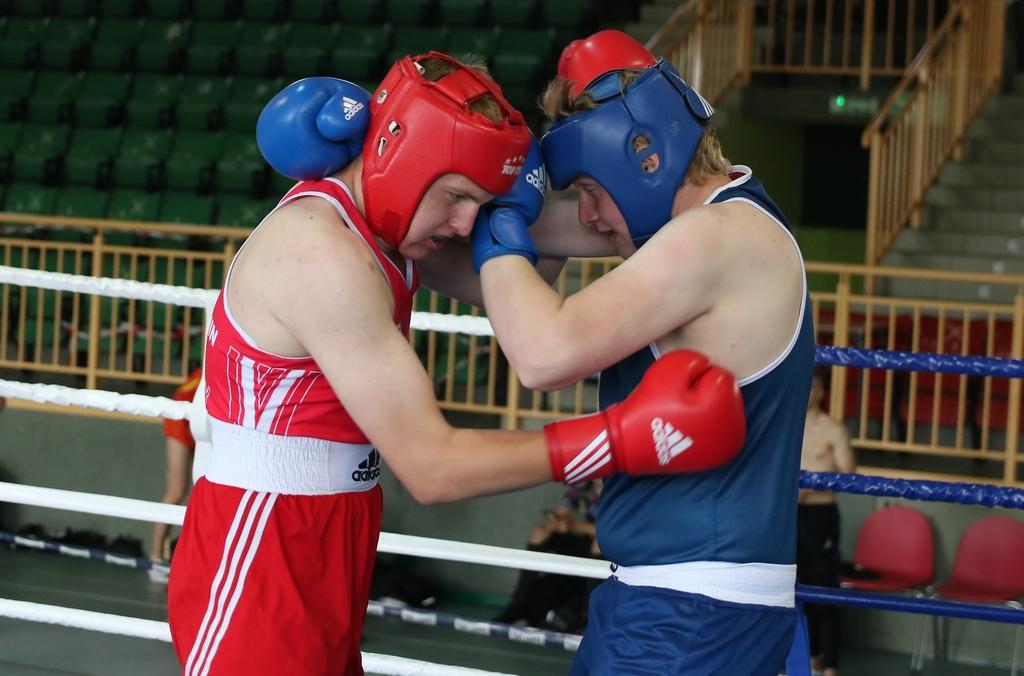 Trzech pięściarzy Boxing Team Chojnice awansowało do  Ogólnopolskiej Olimpiady Młodzieży FOTO