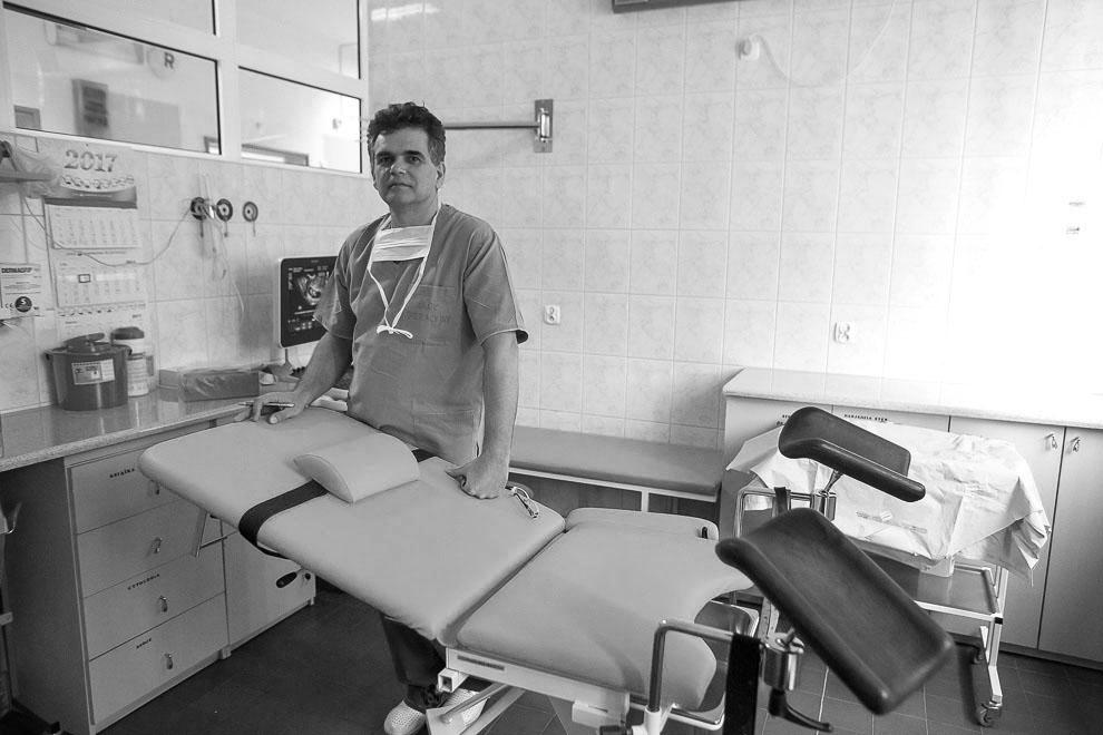 Nie żyje Dariusz Pigoński. Człuchowski ginekolog, były zastępca dyrektora szpitala i radny powiatowy zmarł w wieku 54 lat