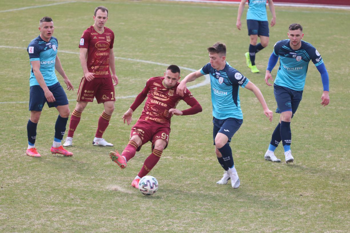 Zostały dwa kroki do I ligi. We wtorek Chojniczanka chce postawić pierwszy w półfinałowym barażu o awans