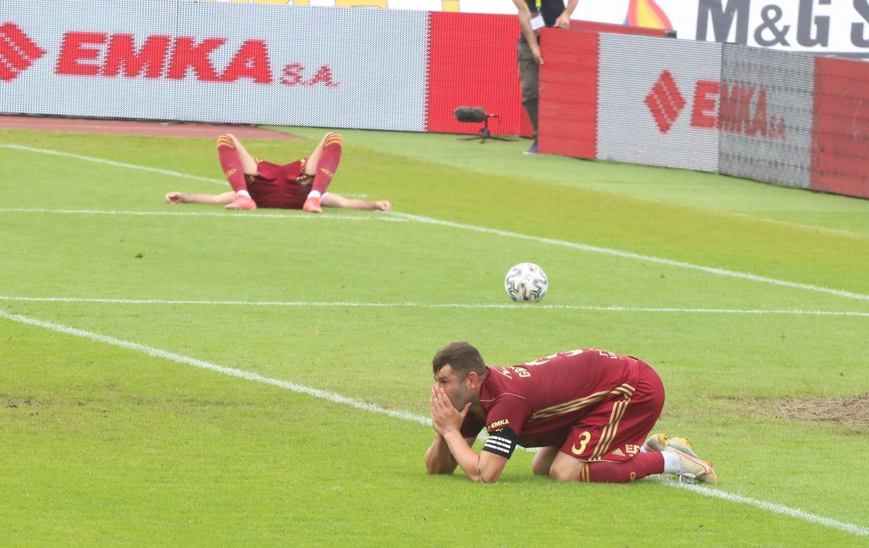 Chojniczanka nie awansuje w tym sezonie do I ligi. Przegrała baraż ze Skrą Częstochowa 01 FOTO, RELACJA