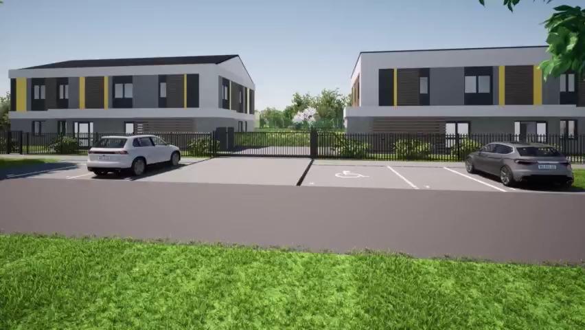 Już wiadomo, jak będą wyglądać nowe domy dziecka w powiecie kościerskim. Niedługo rusza budowa