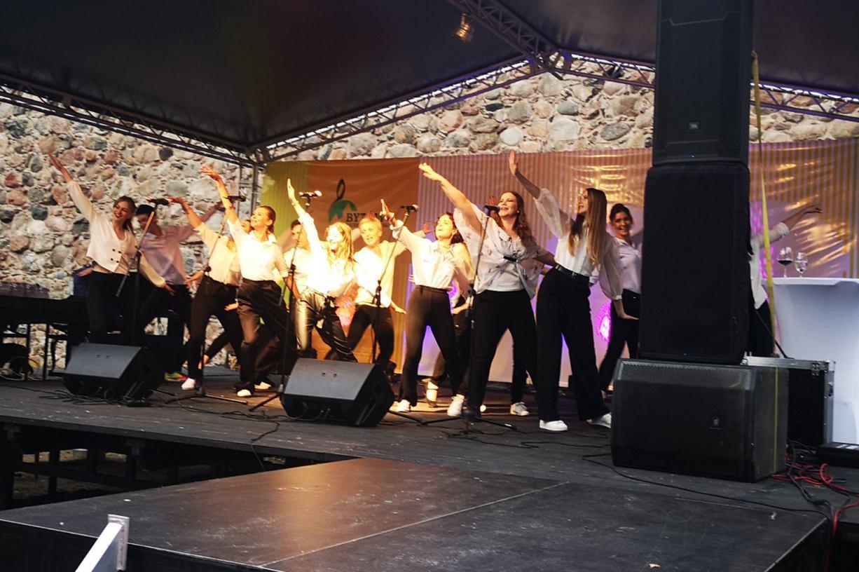 15 finalistów z całej Polski wystąpiło w finale drugiej edycji Musical Festiwal w Bytowie FOTO