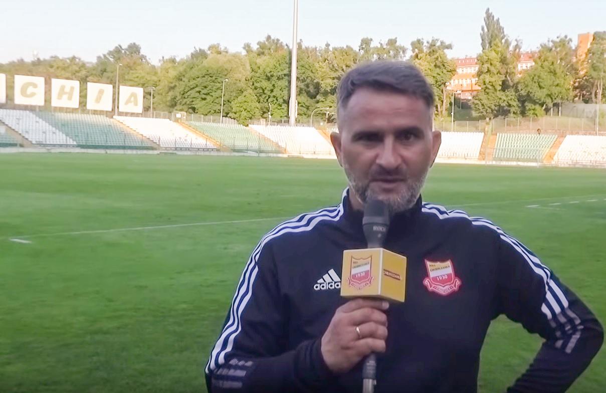 Chojniczanka wygrała w czwartym sparingu przed rozpoczęciem sezonu 2021/2022