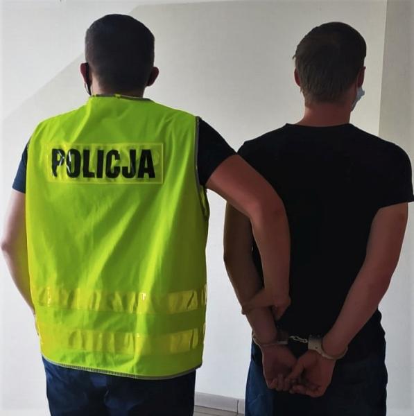 Wpadka złodziei w Bytowie. Dwóch mężczyzn może trafić za kratki nawet na 10 lat