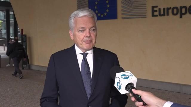Unijny komisarz po wyroku TSUE Jeśli zobaczymy, że się nie dzieje, będziemy reagować