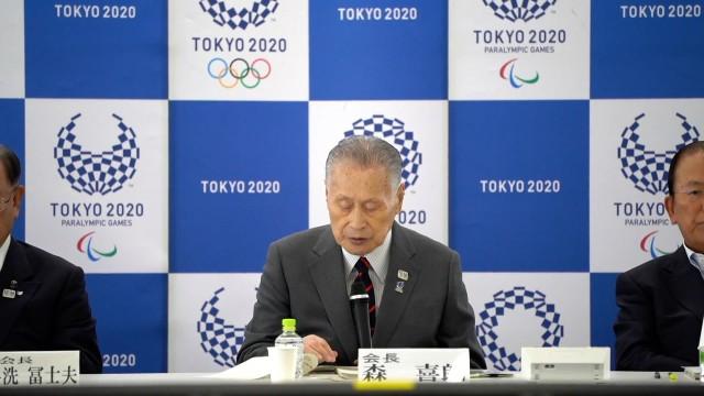 Przewodniczący komitetu organizacyjnego igrzysk w Tokio nie wyklucza odwołania imprezy. Nie jesteśmy w stanie przewidzieć liczby zakażeń koronawirusem