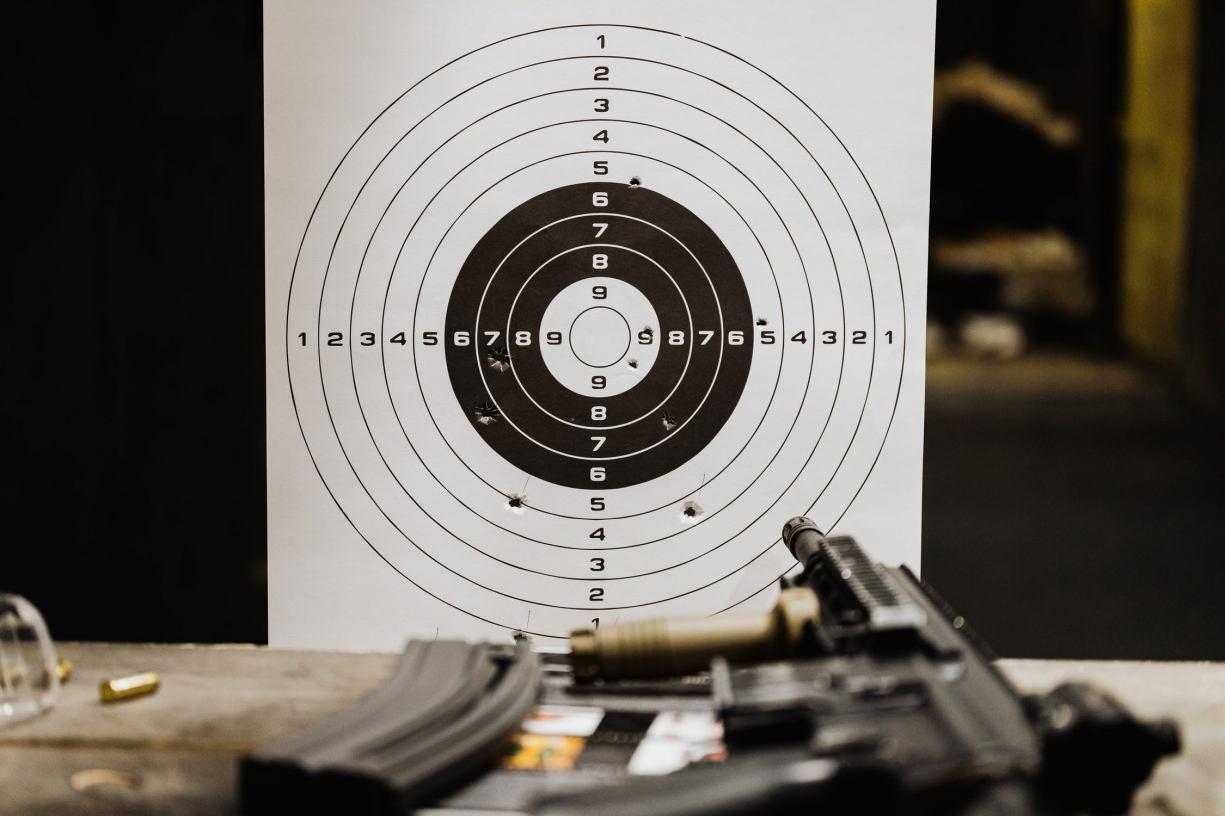 Wystrzałowa sobota na strzelnicy Lasów Państwowych w Plaskoszu. Impreza już w sobotę