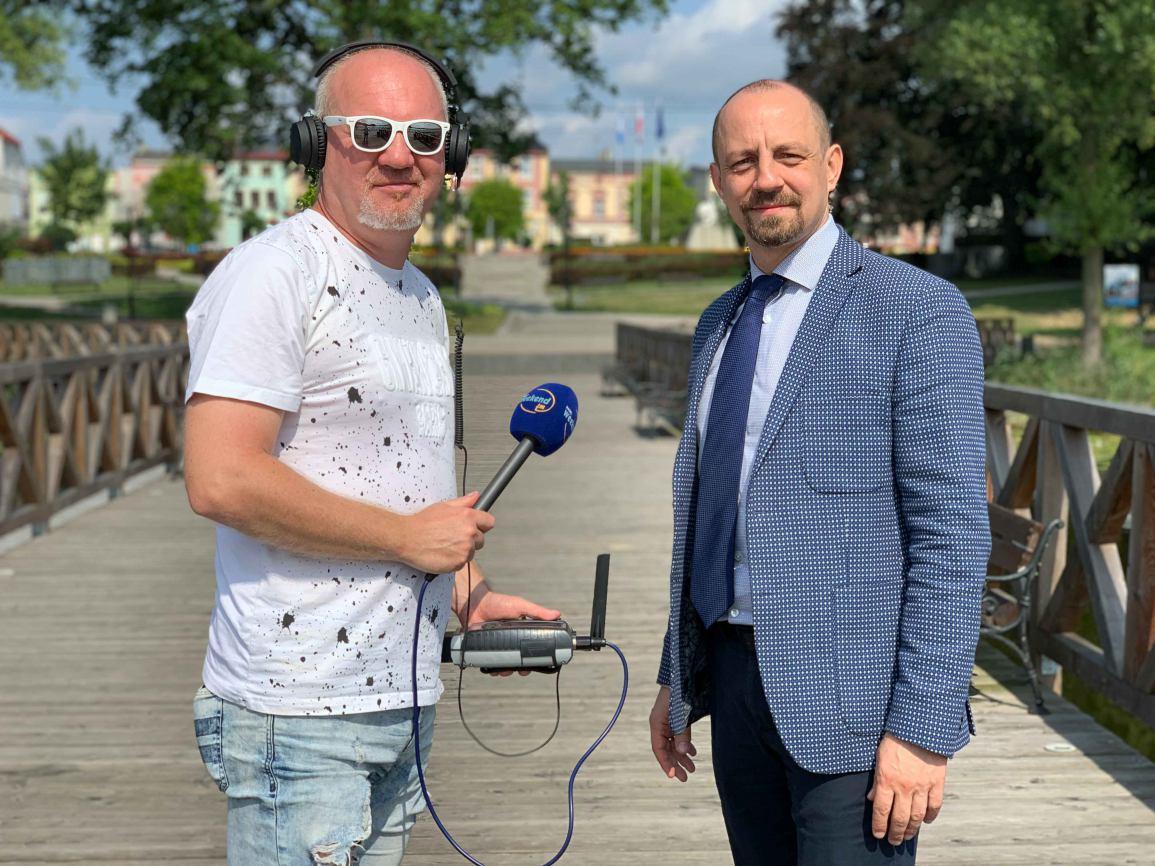 Lato z Weekend FM. Odwiedzamy gminę Więcbork