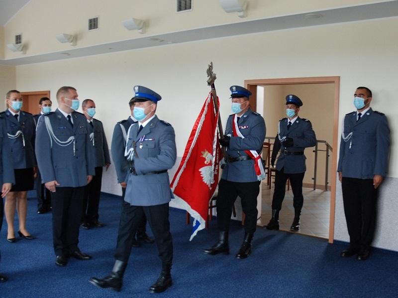 Policjanci z Człuchowa w piątek 23 lipca obchodzili swoje święto FOTO