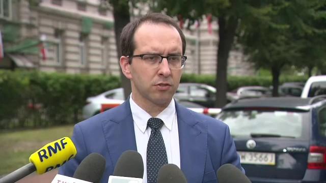 Prokuratura wystąpi o uchylenie immunitetu szefowi NIK w związku z zatrzymaniem jego syna