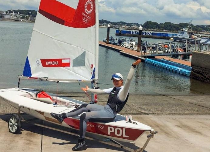 W niedzielę Magdalena Kwaśna z ChKŻ rozpocznie rywalizację na  Igrzyskach Olimpijskich w Tokio