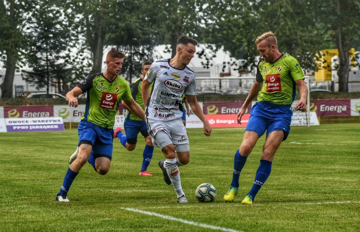 Chojniczanka pokonała Gryfa Słupsk w ostatnim sparingu przed inauguracją sezonu w II lidze