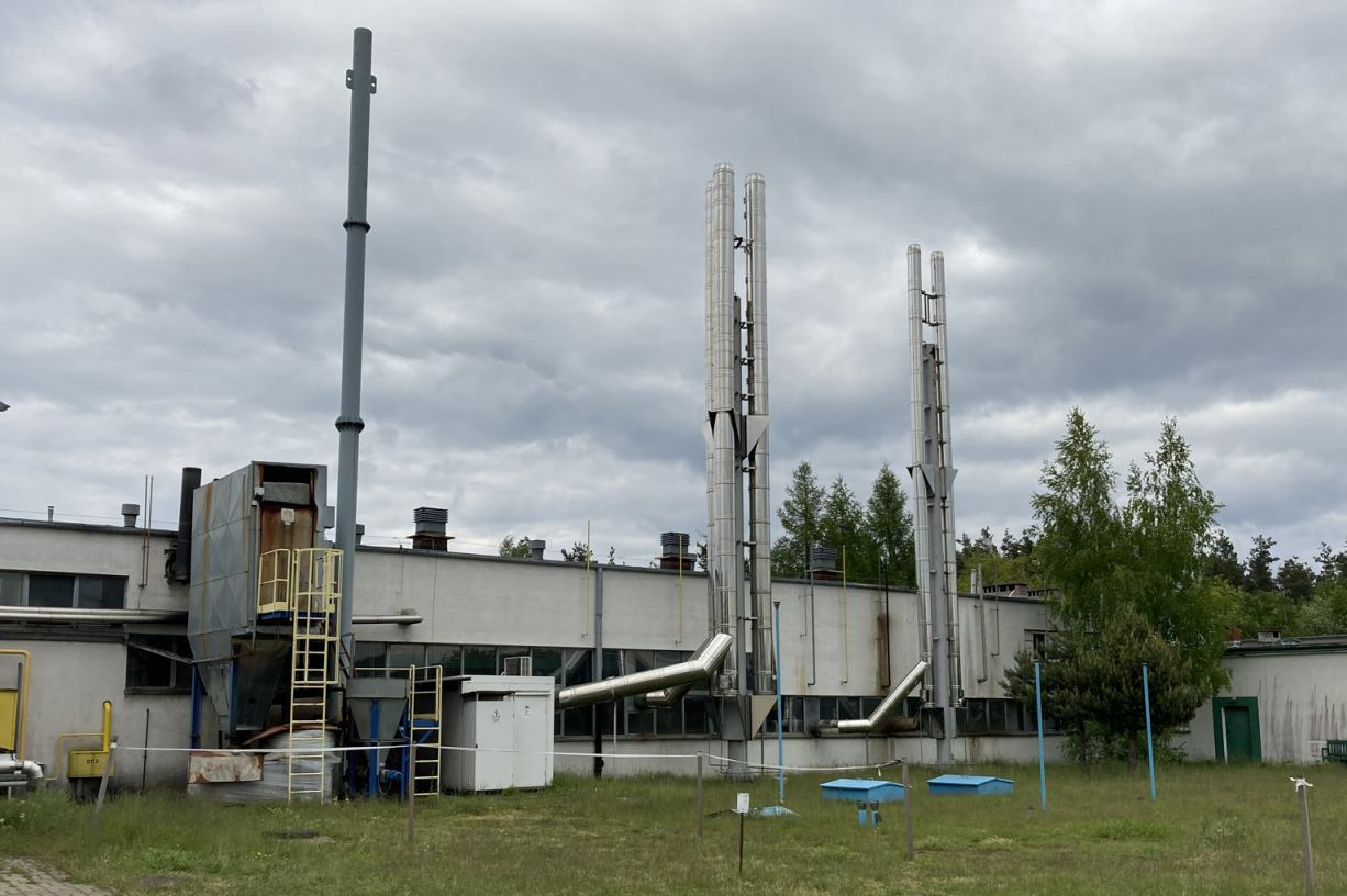 Planowane inwestycje powiatu chojnickiego w ramach Nowego Ładu. To między innymi nowa spalarnia odpadów przy szpitalu