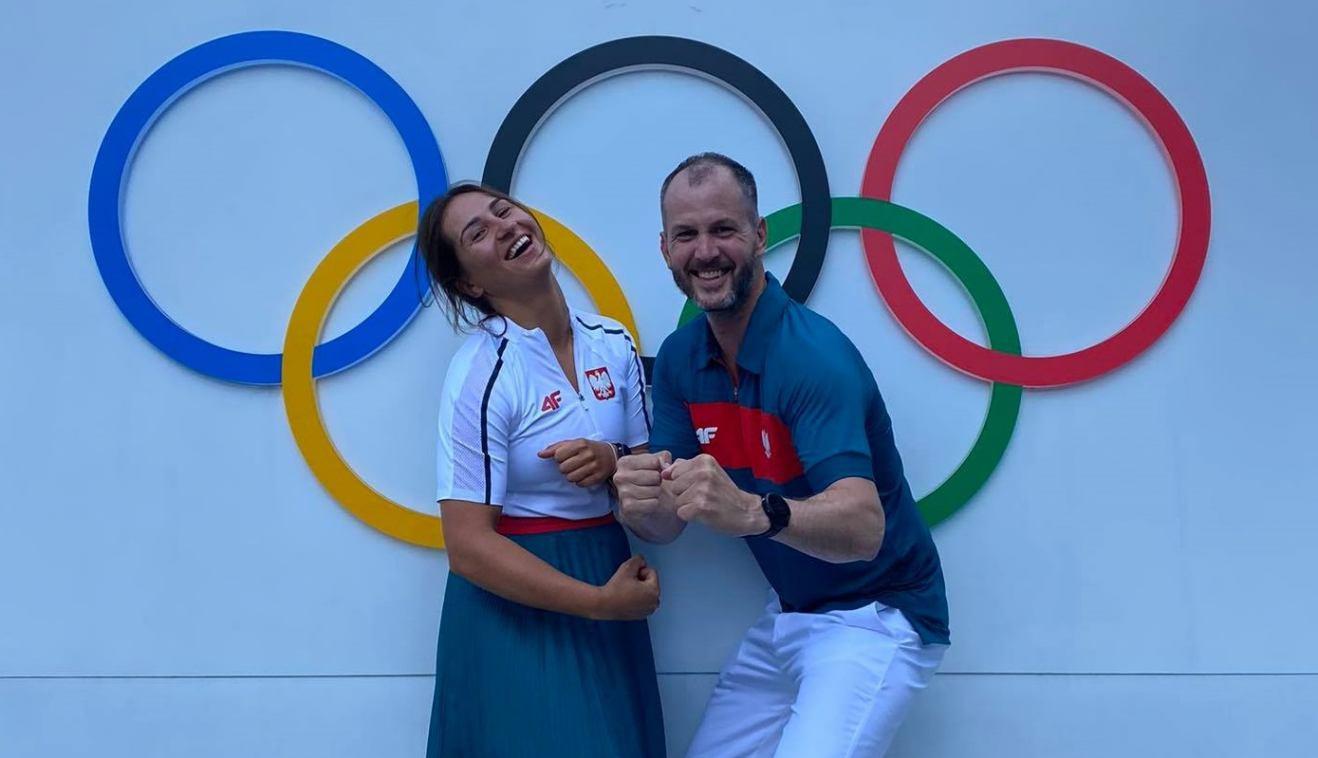 Magdalena Kwaśna z Chojnickiego Klubu Żeglarskiego zajmuje 15. miejsce po sześciu wyścigach podczas IO w Tokio