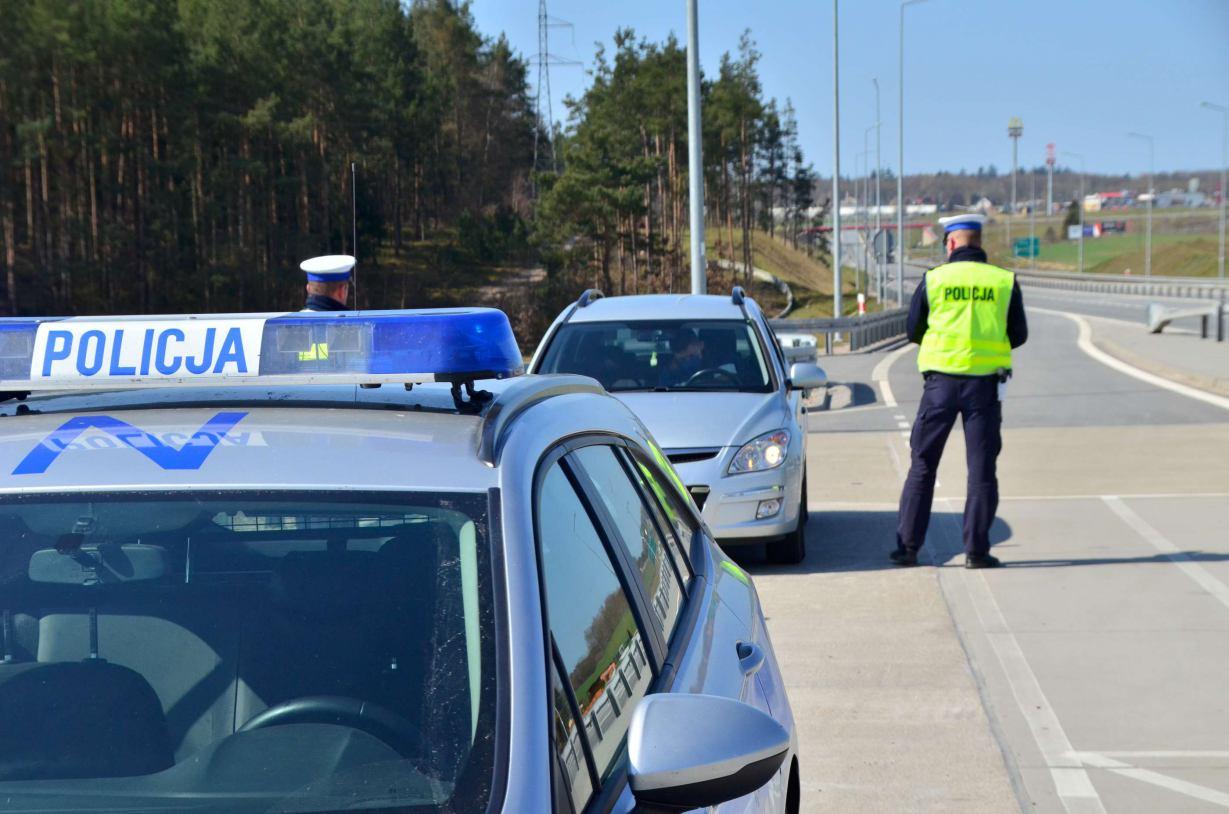 Wystawiono ponad 30 mandatów. Kościerska policja podsumowała kontrole prędkości pojazdów na drogach