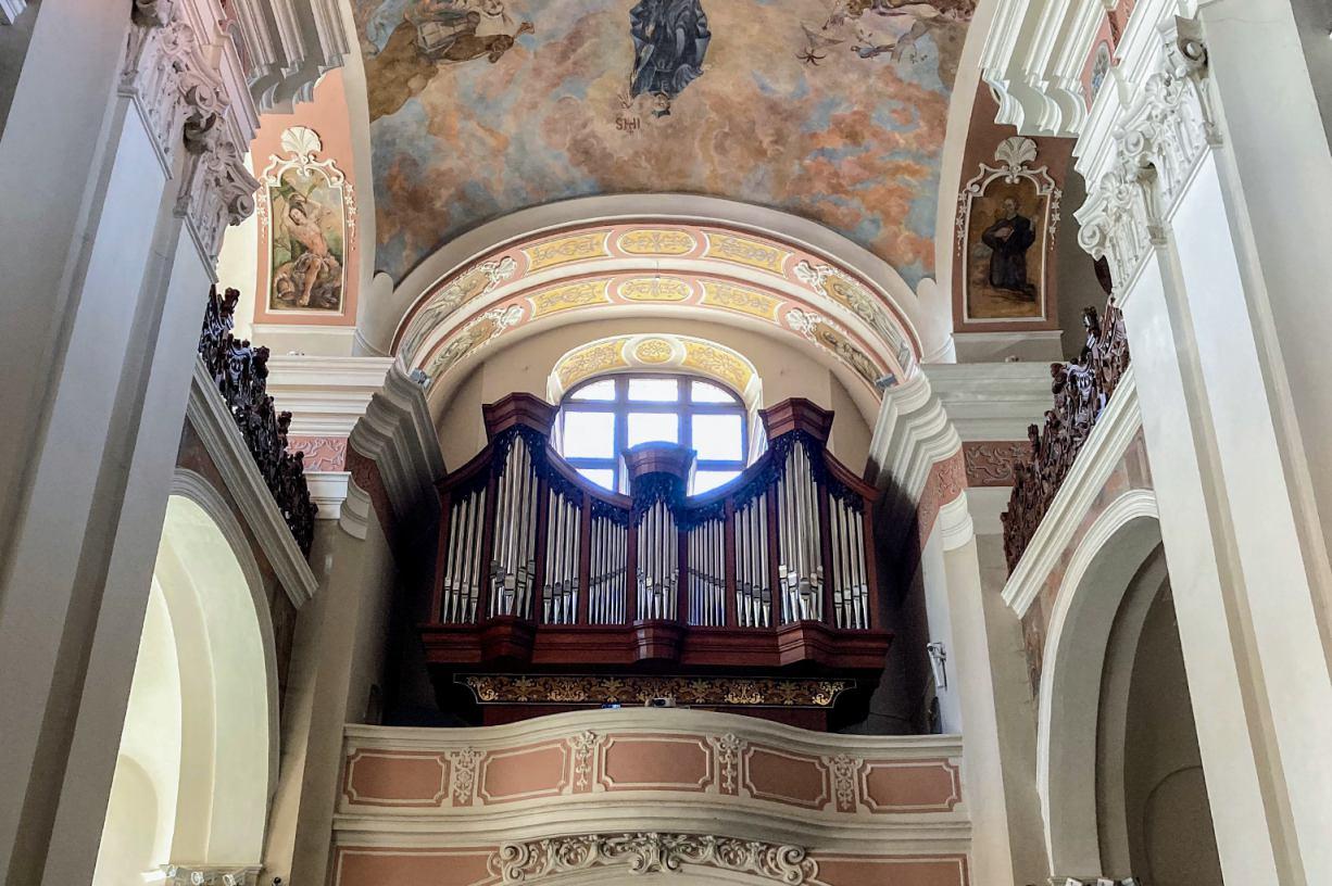 W kościele gimnazjalnym w Chojnicach odbędzie się w niedzielę kolejny z cyklu Letnich Koncertów Organowych