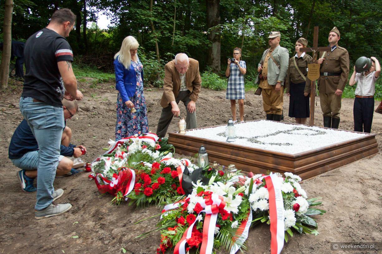 W chojnickiej Dolinie Śmierci upamiętniono ofiary niemieckiej zbrodni ze stycznia 1945 roku FOTO