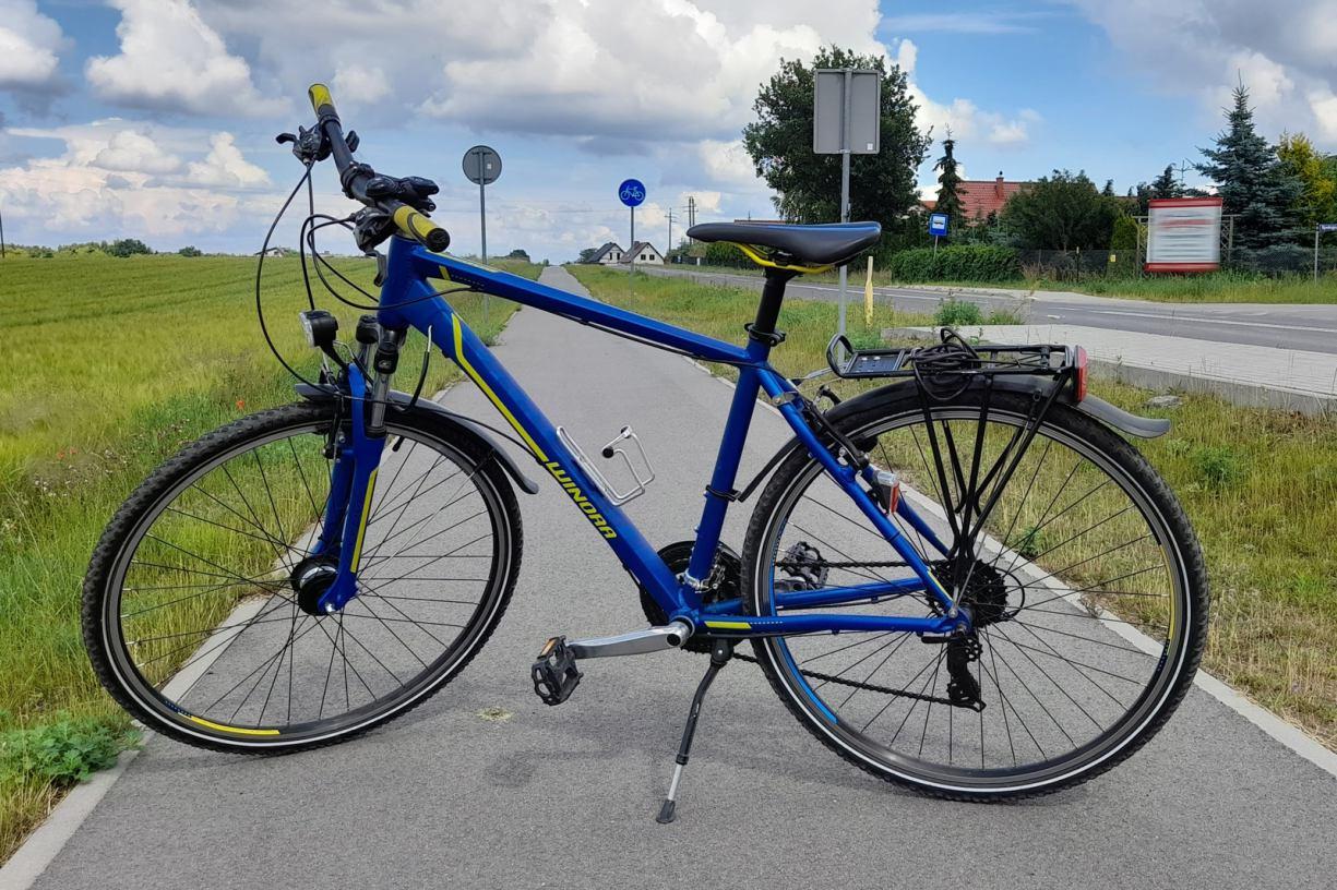 Powiat chojnicki poprawi komunikację w miejscu, gdzie ścieżka rowerowa w Klawkowie zbiega się z drogą wojewódzką 235