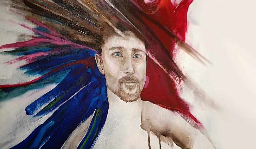 Chojnickie Centrum Kultury zaprasza na zwiedzanie nowej wystawy zatytułowanej Obrazki pana od muzyki