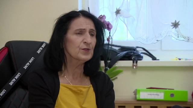 Antyszczepionkowcy weszli do domu dziecka w Aleksandrowie Kujawskim. Nie chcieli rozmawiać. Przyszli, żeby mnie zastraszyć