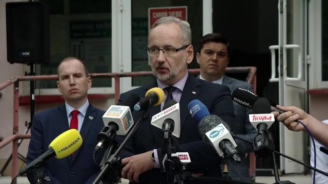Minister zdrowia Antyszczepionkowcy zagrażają polskiej państwowości