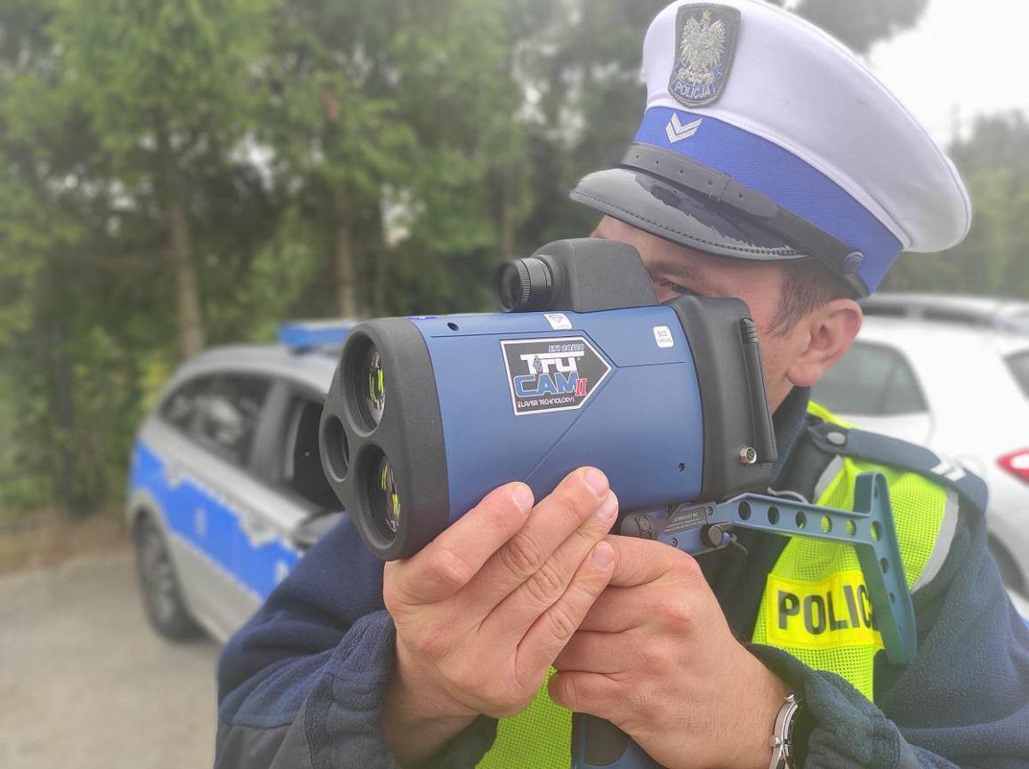Policja w Tucholi zapowiada kontrole na drogach w ten weekend