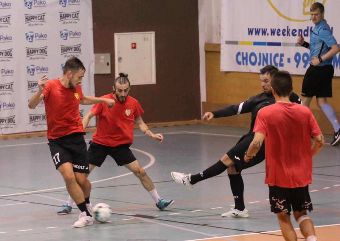 Red Devils Chojnice zagrają na wyjeździe z AZS-em Uniwersytet Gdański