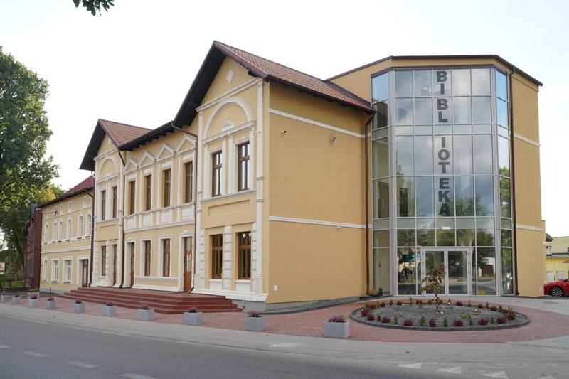 Gminna Biblioteka i Centrum Kultury w Przechlewie wśród finalistów konkursu Modernizacja Roku & Budowa 21. wieku