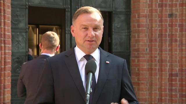 Prezydent złożył kwiaty przed grobem kard. Wyszyńskiego. Poczynił wielkie zasługi dla przetrwania naszego narodu