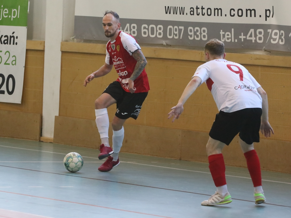 Red Devils Chojnice zremisowały 22 z AZS-em Uniwersytet Gdański
