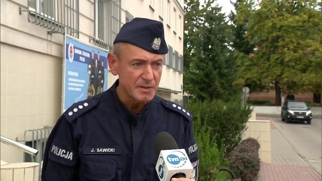 Policjant z Piaseczna zatrzymał białoruskiego opozycjonistę na podstawie listu gończego wystawionego przez reżim