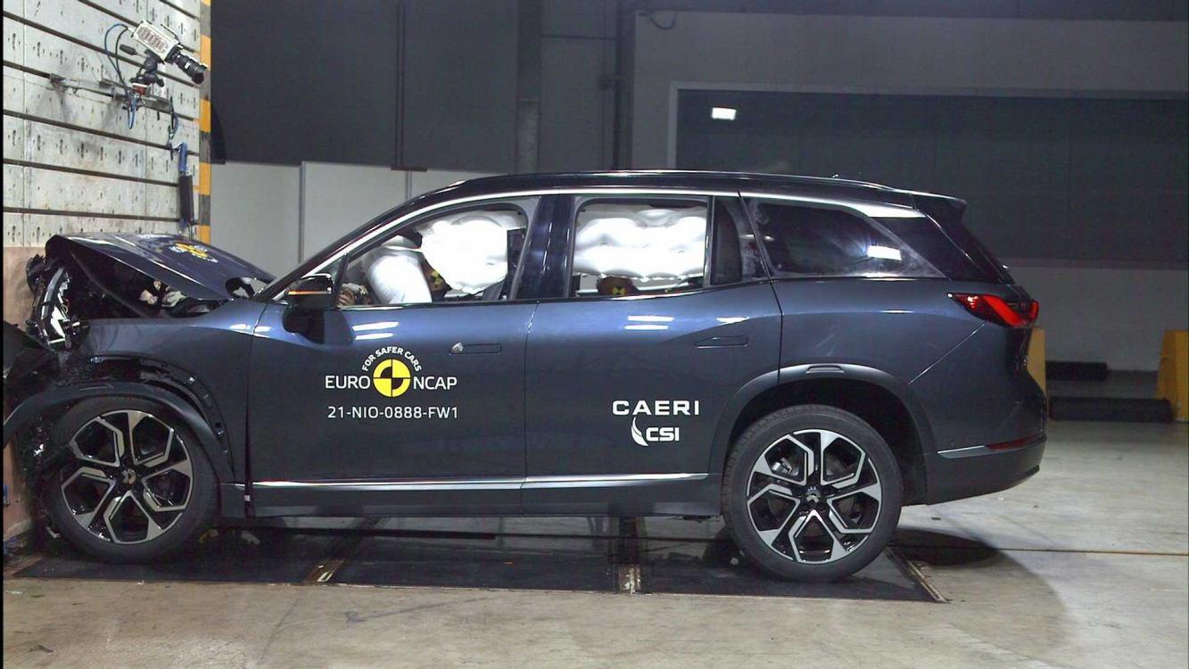 Coraz bezpieczniejsze auta z Chin
