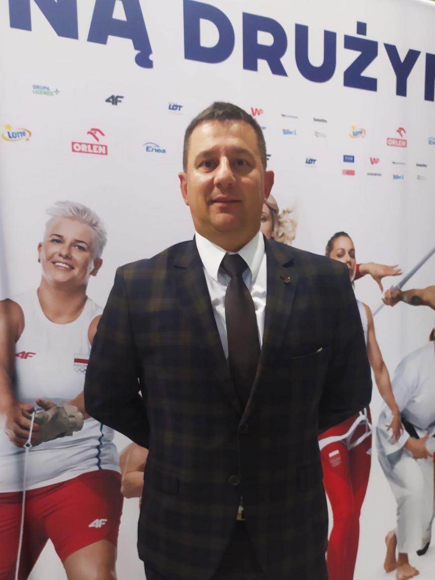 Pochodzący z Sępólna Krajeńskiego Waldemar Gospodarek został nowym Prezesem Polskiego Związku Podnoszenia Ciężarów