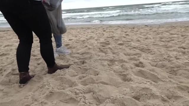 Powakacyjne sprzątanie w Bałtyku. Oczyszczano gdańskie plaże