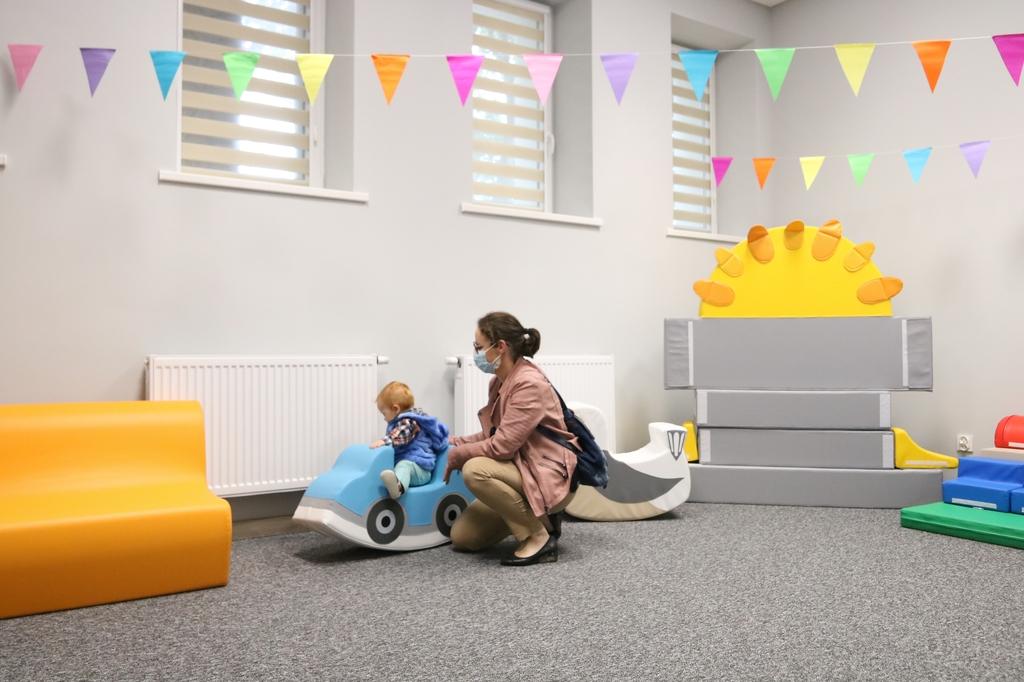 Wsparcie dla rodziny w każdej fazie życia. Centrum Rodzin w Człuchowie zostało oficjalnie otwarte
