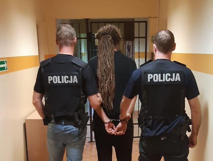 35-latek z powiatu chojnickiego zatrzymany za nielegalną uprawę konopi indyjskich