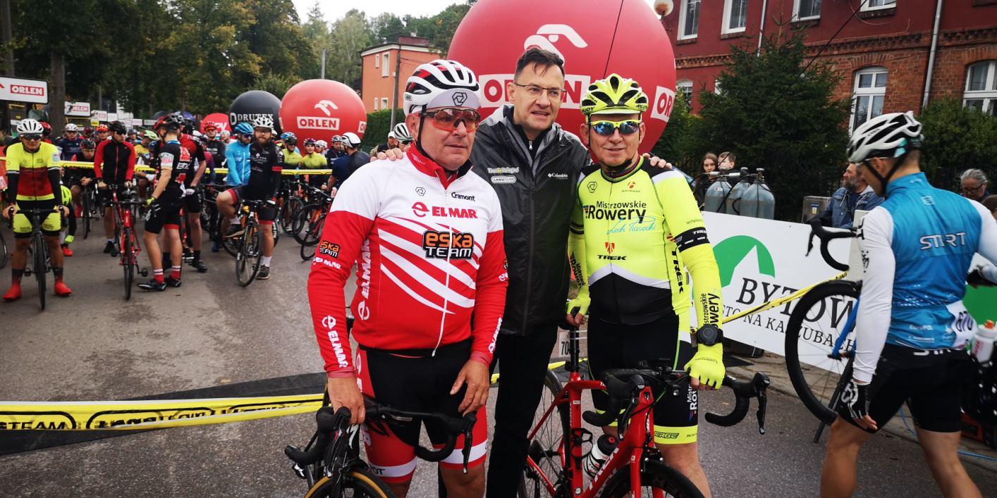 Bytowianie zwycięzcami finałowego wyścigu Orlen Lang Team Race