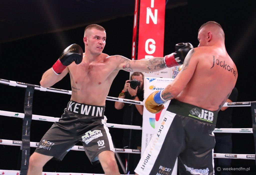 Kewin Gruchała, Adrian Szczypior i Kacper Meyna dopisali kolejne zwycięstwa do swojego konta FOTO