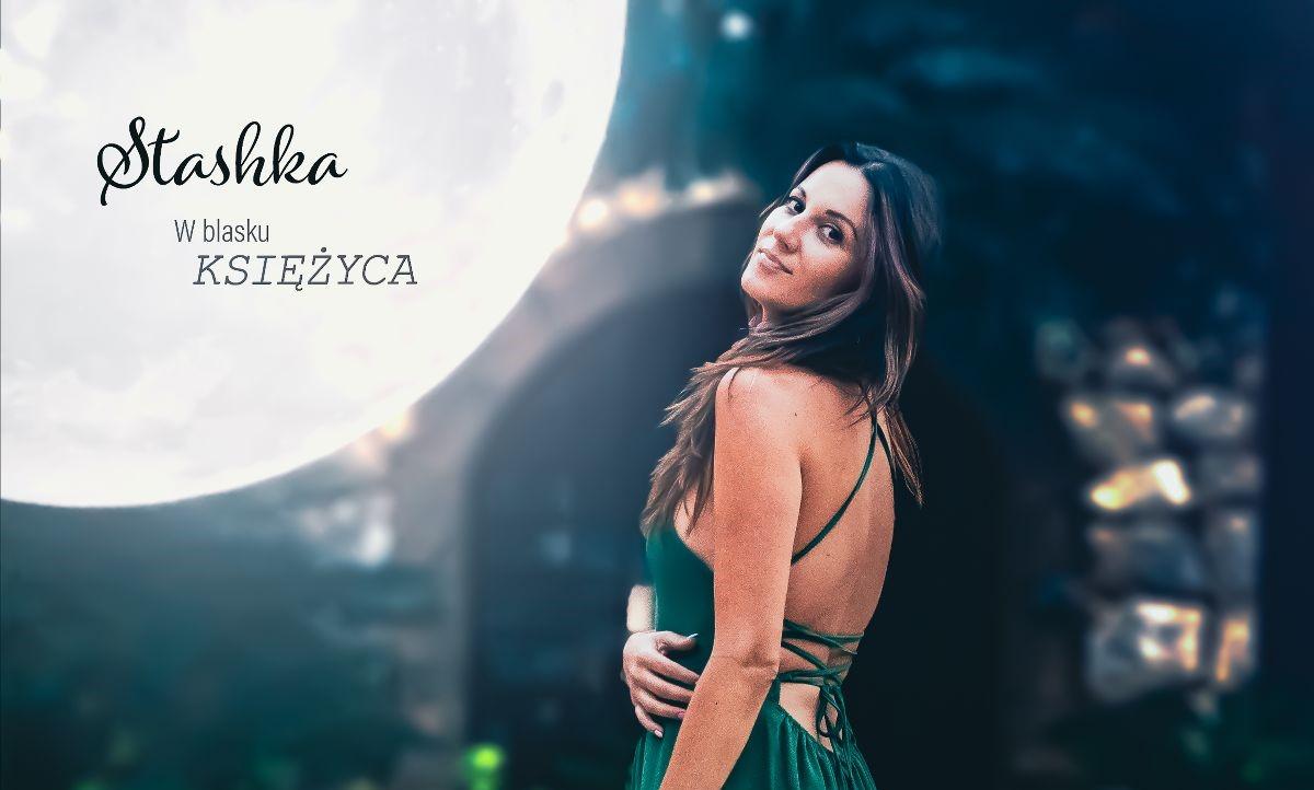 Stashka chce zatańczyć z DJ&acuteem Weekend Fm  Może to być bachata w rytmach latino. Dziś premiera W blasku Księżyca