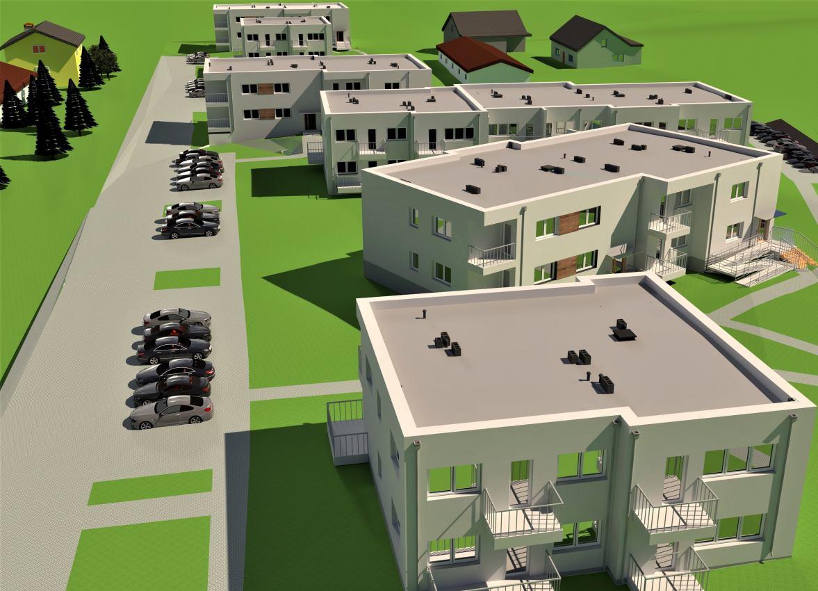 Czersk otrzymał duże dofinansowanie do budowy mieszkań komunalnych. Do 15 mln złotych