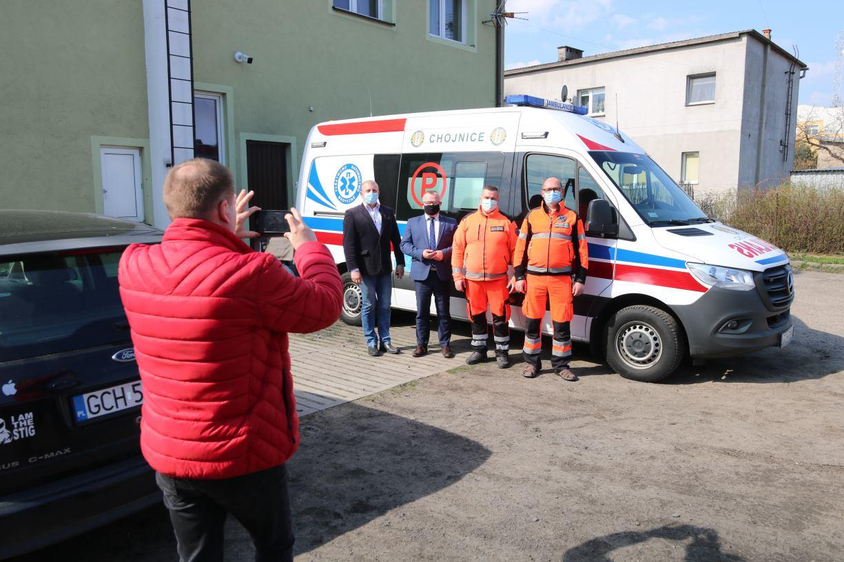 Zespoły ratownictwa medycznego znów stacjonują w Debrznie i Przechlewie