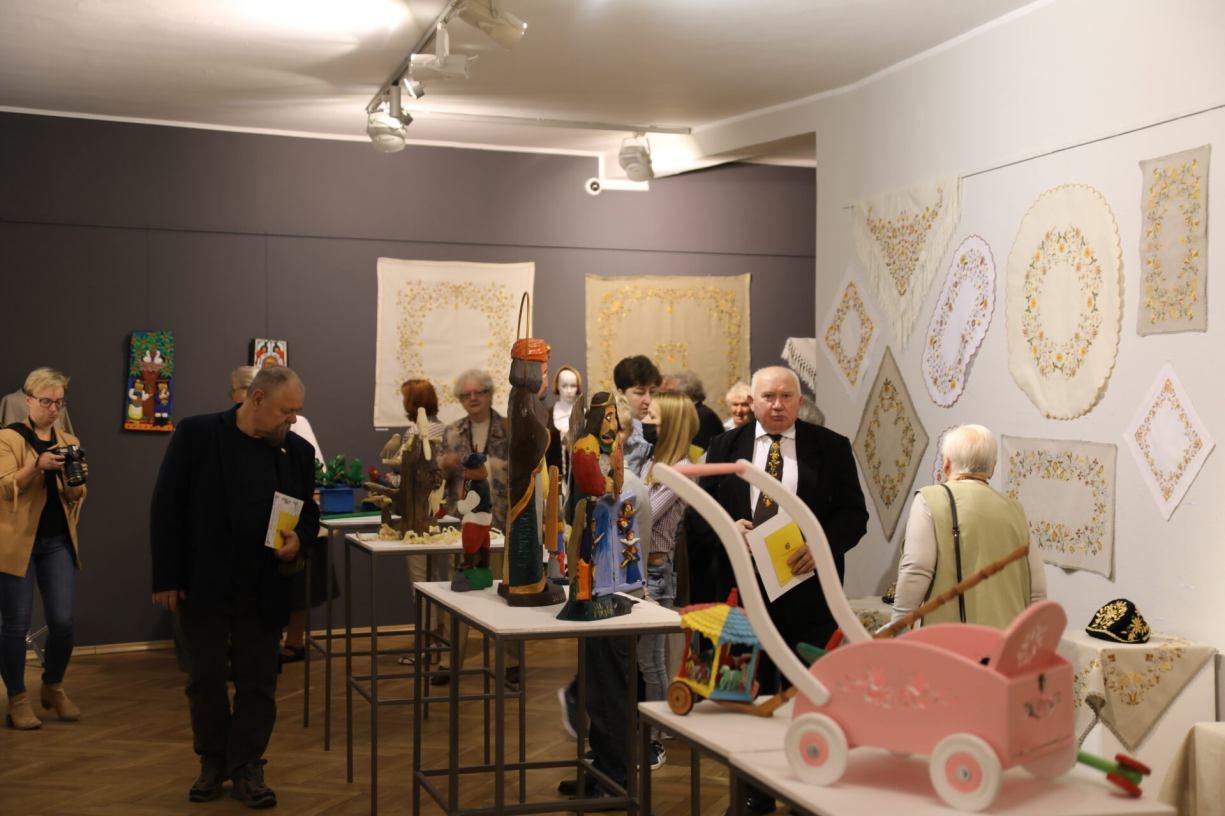 Konkurs Współczesnej Sztuki Ludowej w Borach Tucholskich rozstrzygnięty
