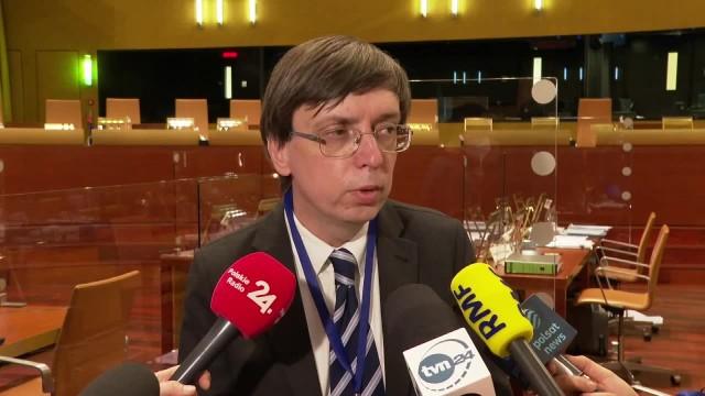 Przedstawiciel Polski o rozprawie ws. mechanizmu fundusze za praworządność Zobaczymy, czy Trybunał stwierdzi nieważność tego rozporządzenia