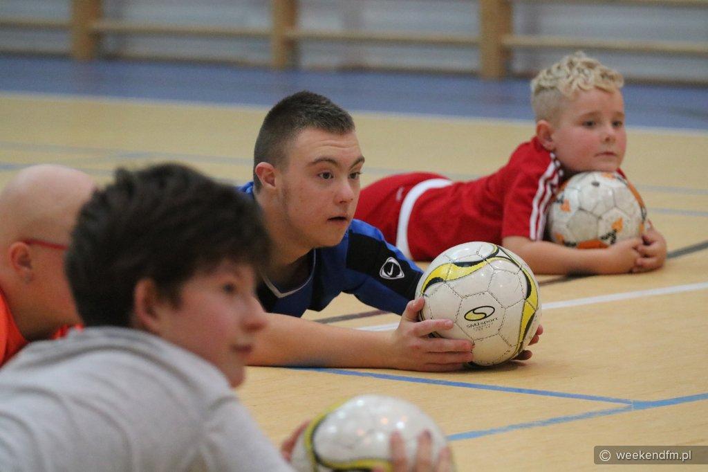 Entuzjazm jest ogromny. W Chojniczance powstała drużyna dla niepełnosprawnych dzieci FOTO