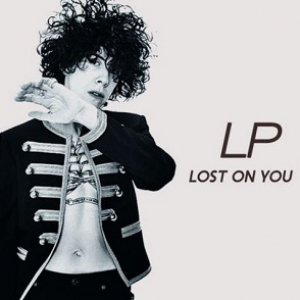 LOST ON YOU - (LP)