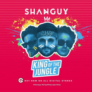 KING OF THE JUNGLE - (SHANGUY)