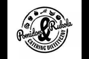 Logo POMIDOR I RUKOLA Catering dietetyczny