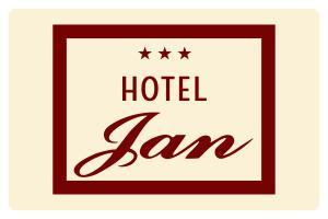 "Logo Hotel ""JAN"""